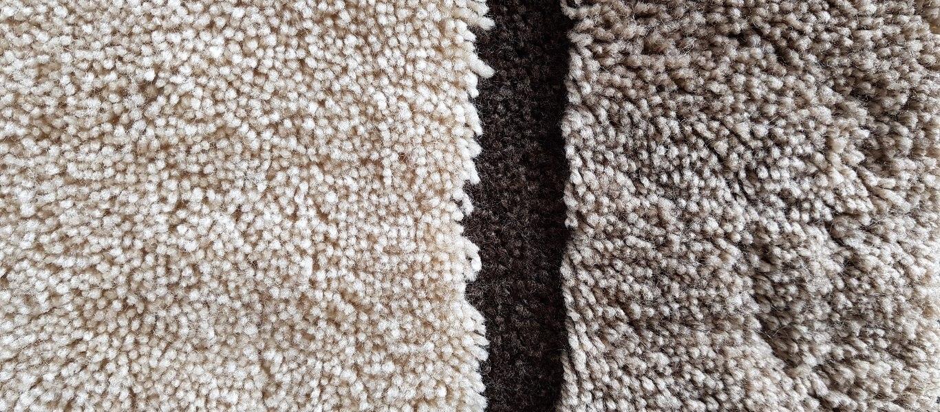 komplet dywaników łazienkowych Ramka